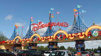 Round Trip Transfer from Charles de Gaulle (CDG) or Orly (ORY) Airports to Disneyland  Private Car Transfers