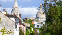Montmartre Polaroid Walking Tour - Small group
