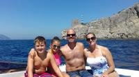 Private Boat Tour From Capri to Positano and Amalfi