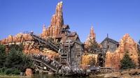 Disneyland Paris 1 - or 2 Park Ticket with Transfer from Paris