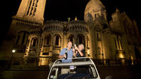 Paris and Montmartre By Night Tour in 2CV