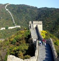 Private Day Tour of Mutianyu Great Wall from Beijing including Lunch