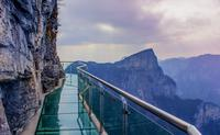 Private Day Tour: Tianmen Mountain and Tujia Folk Customs Park Discovery