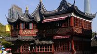 Private Tour: Full-Day Shanghai City Sightseeing Tour Including the Bund and Yuyuan Garden