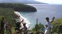 East Bali Bike Tour: Putung to Virgin Beach
