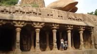 Full-Day Private Kanchipuram and Mahablipuram Tour from Chennai