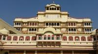 Private Jaipur City Tour: Amber Fort, City Palace, Jantar Mantar, Hawa Mahal and Birla Mandir