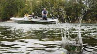 Half-Day Jet Boat Fishing Trip from Te Anau