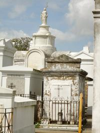 Cemetery Walking Tour in New Orleans