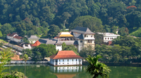 Kandy temple *
