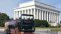 Washington DC Essential Hop-On Hop-Off plus Bonus Tour