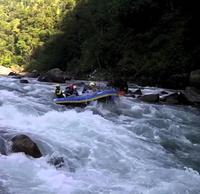 White Water Rafting on Trisuli River from Kathmandu