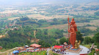 Half-Day Trip to Bhaktapur from Kathmandu Including Kailashnath Mahadev Statue