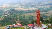 Private Half-Day Bhaktapur Tour from Kathmandu With Kailashnath Mahadev Statue