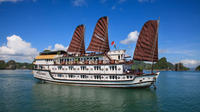Overnight Halong Bay Cruise on the Paloma with Optional Hanoi Transfer