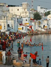 7-Night Independent Tour with Private Car from Delhi to Agra, Jaipur, Jodhpur, Pushkar, and Udaipur