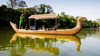 Angkor Gondola Cruise with Champagne and Canapes