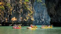 Canoe Tour of Phang Nga Bay Sea Caves from Phuket