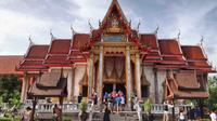 Half-Day Guided Phuket City Tour with Hotel Pickup and Drop-off