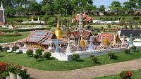 Private Tour of Mini Siam Pattaya