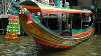 Private Tour: Bangkok including Wat Arun by Longtail Boat
