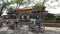 Private Half-Day Hue City Tour Including Cyclo Ride
