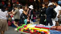 Morning Walking Tour of Namdaemun Market, Namsan Mountain and Myeongdong Including Full-Day Option
