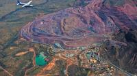 Bungle Bungle Scenic Flight Including Ground Tour of the Argyle Diamond Mine