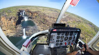 Mitchell Falls Discovery by Plane Hiking and Helicopter