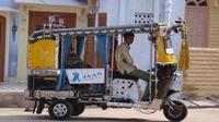 Private Tour: Jaipur Sightseeing by Tuk-Tuk