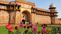 Agra Private Tour Taj Mahal Agra Fort and Fatehpur Sikri From Jaipur
