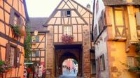 Discover the beautiful town of Riquewihr*