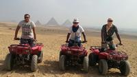 1.5-Hour Quad Bike Tour around the Giza Pyramids from Cairo
