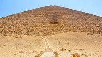 Red Pyramid and its entrance*