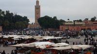 Half-Day Guided City Walk of Marrakech