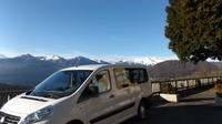 Malpensa to Lake Orta or Orta to Malpensa Private Taxi Transfer