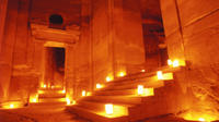 Petra by Night Tour Ticket