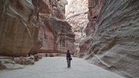 Private Full-Day Petra Tour with Lunch from the Dead Sea