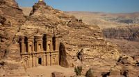 Private Petra Walking Tour: Including The Monastery