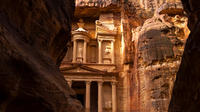Private Tour: Petra 1-Day sightseeing Tour  and  lunch from Dead Sea