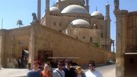 Private Cairo Layover Tour of the Pyramids, Egyptian Museum and Coptic Cairo including Felucca Boat Ride