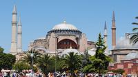 Private City Tour from Istanbul Port: Topkapi Palace, Hagia Sophia, Hippodrome