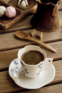 Turkish Coffee Workshop and Fortune Telling Experience in Istanbul