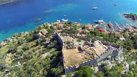 3 Nights 4 Days Gulet Charter from Kas to Kekova