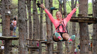 Costa Brava Adventure Park 5 Courses Entry