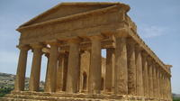 Transfer From Palermo to Catania with a Stop in Agrigento Valley of Temples