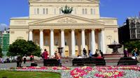 Backstage Tour of the Bolshoi Theatre