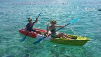 Blue Lagoon Sailing and Kayak Adventure from Trogir and Split