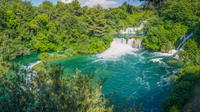Small-Group Krka Waterfalls Tour from Trogir