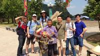 Full-Day Small Group Eco and Biking Tour to Hoa Lu and Tam Coc from Hanoi